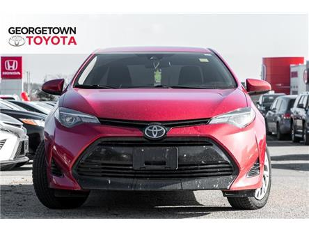 2017 Toyota Corolla LE (Stk: 17-95620GT) in Georgetown - Image 2 of 18
