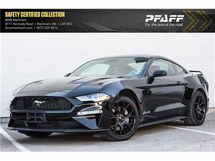 2019 Ford Mustang  (Stk: 38586A) in Markham - Image 1 of 20