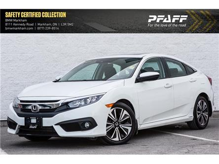 2018 Honda Civic EX-T (Stk: 38586B) in Markham - Image 1 of 19