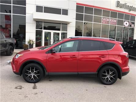 2017 Toyota RAV4 SE (Stk: U10940) in Burlington - Image 2 of 19