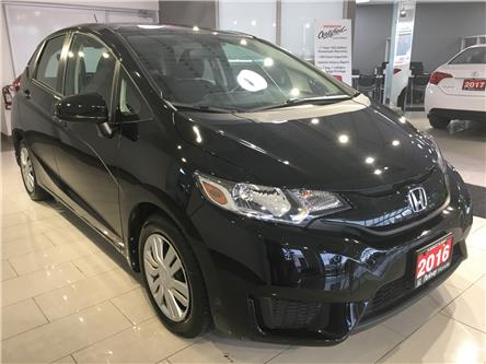 2016 Honda Fit LX (Stk: 16584A) in North York - Image 1 of 16