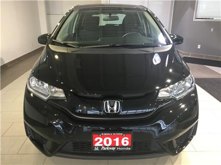 2016 Honda Fit LX (Stk: 16584A) in North York - Image 2 of 16