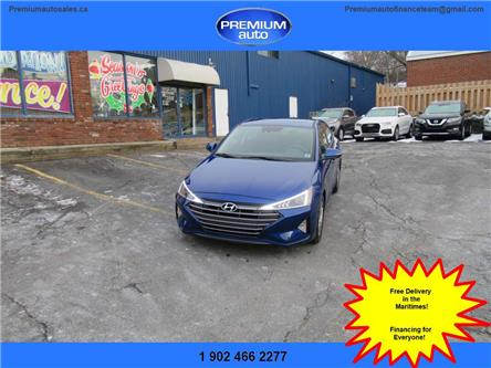 2020 Hyundai Elantra Preferred w/Sun & Safety Package (Stk: 903004) in Dartmouth - Image 1 of 25