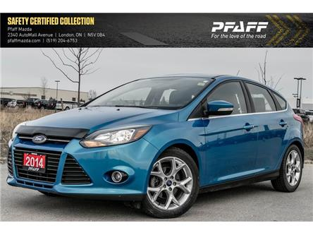 2014 Ford Focus Titanium (Stk: MA1850) in London - Image 1 of 21