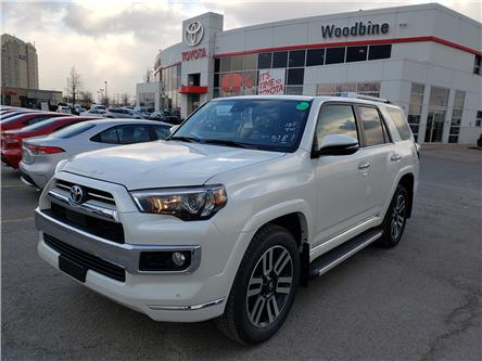 2020 Toyota 4Runner Base (Stk: 20-387) in Etobicoke - Image 1 of 15