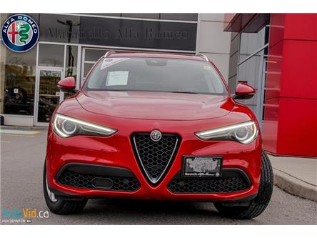 2018 Alfa Romeo Stelvio Base (Stk: P84) in Vaughan - Image 2 of 22