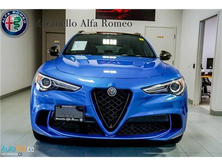 2019 Alfa Romeo Stelvio Quadrifoglio (Stk: P89) in Vaughan - Image 2 of 22