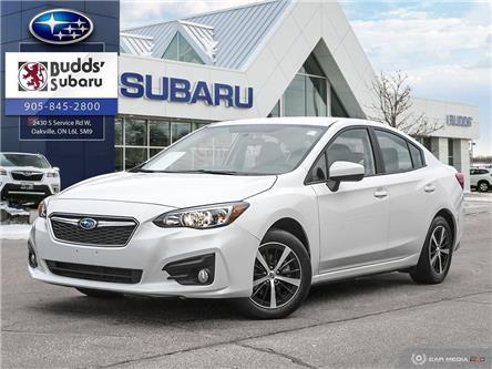 2019 Subaru Impreza Touring (Stk: I19096R) in Oakville - Image 1 of 30
