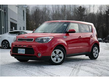 2016 Kia Soul  (Stk: P1274) in Gatineau - Image 1 of 25