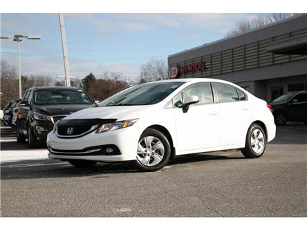 2013 Honda Civic LX (Stk: 20483A) in Gatineau - Image 1 of 28