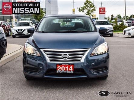 2014 Nissan Sentra 1.8 SV (Stk: SU0777) in Stouffville - Image 2 of 22