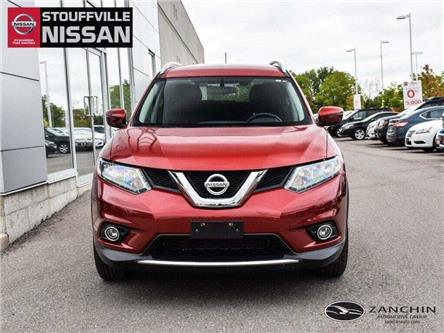 2016 Nissan Rogue SV (Stk: SU0780) in Stouffville - Image 2 of 24