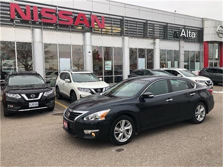 2015 Nissan Altima  (Stk: U10350) in Woodbridge - Image 1 of 22