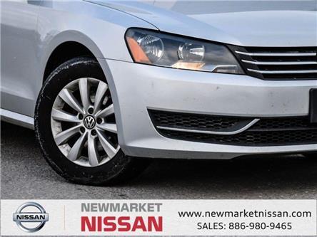 2013 Volkswagen Passat 2.5L Trendline (Stk: 199012AA) in Newmarket - Image 2 of 21