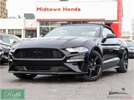 2018 Ford Mustang  (Stk: P13333) in North York - Image 1 of 28
