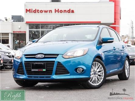 2014 Ford Focus Titanium (Stk: P13360) in North York - Image 1 of 25