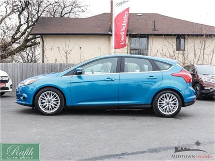 2014 Ford Focus Titanium (Stk: P13360) in North York - Image 2 of 25