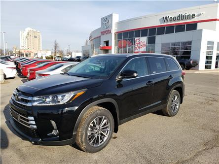 2019 Toyota Highlander XLE (Stk: 9-1300) in Etobicoke - Image 1 of 14