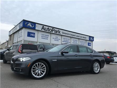 2015 BMW 528i xDrive (Stk: 15-43643) in Brampton - Image 1 of 33