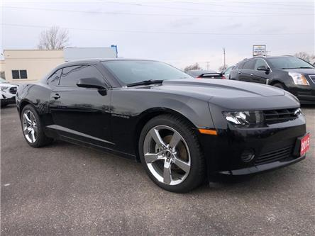 2015 Chevrolet Camaro 1LS (Stk: 19G618A) in Tillsonburg - Image 2 of 24
