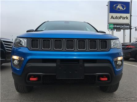 2018 Jeep Compass Trailhawk (Stk: 18-12537) in Brampton - Image 2 of 26