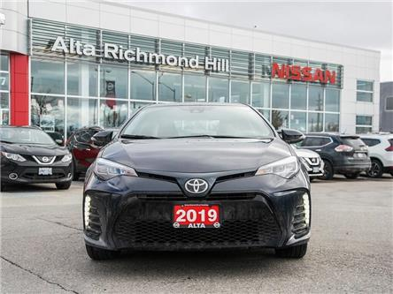 2019 Toyota Corolla SE (Stk: RY20R019AA) in Richmond Hill - Image 2 of 23