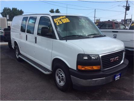 2017 GMC Savana 2500 Work Van (Stk: A8847) in Sarnia - Image 1 of 30