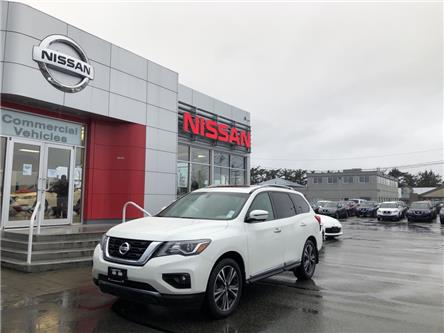 2017 Nissan Pathfinder Platinum (Stk: N98-0414A) in Chilliwack - Image 1 of 16