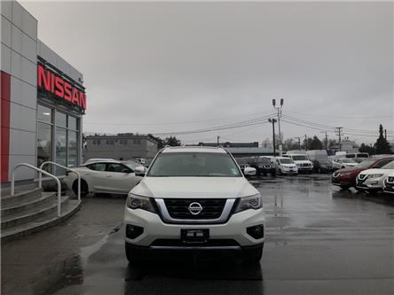 2017 Nissan Pathfinder Platinum (Stk: N98-0414A) in Chilliwack - Image 2 of 16