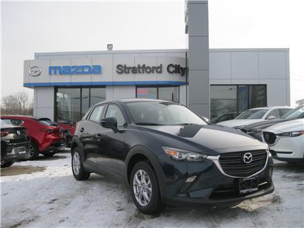 2020 Mazda CX-3 GS (Stk: 20003) in Stratford - Image 1 of 12