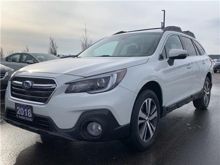 2018 Subaru Outback 2.5i Limited (Stk: 20SB138A) in Innisfil - Image 1 of 12