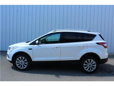 2018 Ford Escape TITANIUM (Stk: PK046) in Kamloops - Image 1 of 27