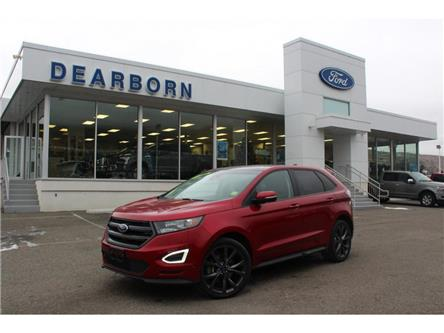 2015 Ford Edge SPORT (Stk: TK451A) in Kamloops - Image 1 of 28