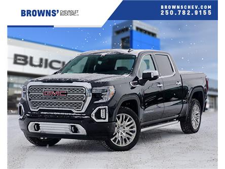 2019 GMC Sierra 1500 Denali (Stk: T19-725A) in Dawson Creek - Image 1 of 17