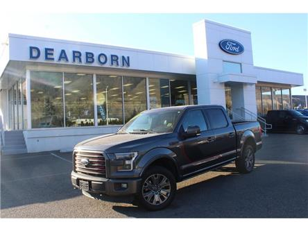 2016 Ford F-150 LARIAT (Stk: TK454A) in Kamloops - Image 1 of 36