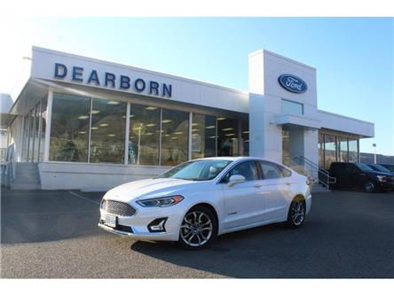 2019 Ford Fusion Hybrid TITANIUM (Stk: PK078) in Kamloops - Image 1 of 34