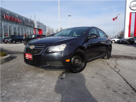 2014 Chevrolet Cruze ECO (Stk: CLC727583B) in Cobourg - Image 1 of 25