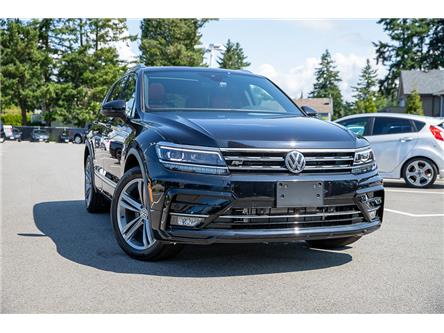 2020 Volkswagen Tiguan Highline (Stk: LT053406) in Vancouver - Image 1 of 25