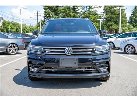 2020 Volkswagen Tiguan Highline (Stk: LT053406) in Vancouver - Image 2 of 25