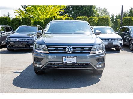 2020 Volkswagen Tiguan Comfortline (Stk: LT053174) in Vancouver - Image 2 of 27