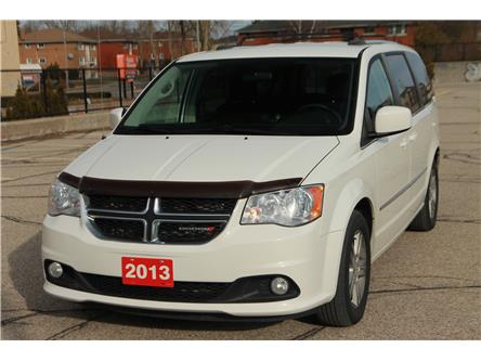 2013 Dodge Grand Caravan Crew (Stk: 1912591) in Waterloo - Image 1 of 22
