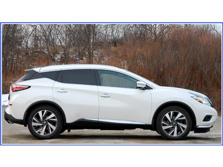 2016 Nissan Murano Platinum (Stk: 150860A) in Kitchener - Image 2 of 16