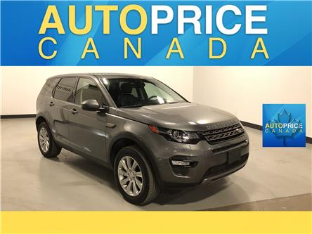 2016 Land Rover Discovery Sport SE (Stk: H0767) in Mississauga - Image 1 of 28