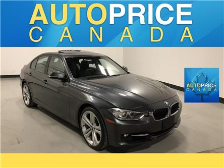 2015 BMW 328i xDrive (Stk: W0751) in Mississauga - Image 1 of 27