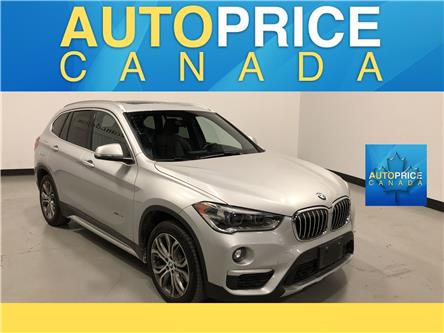 2017 BMW X1 xDrive28i (Stk: W0778) in Mississauga - Image 1 of 28