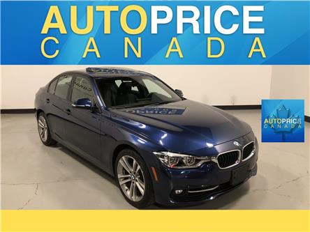 2016 BMW 328i xDrive (Stk: W0782) in Mississauga - Image 1 of 28