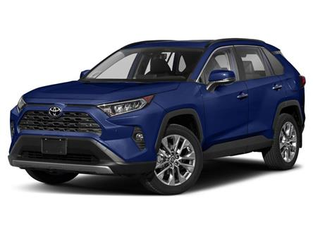 2020 Toyota RAV4 Limited (Stk: 20129) in Brandon - Image 1 of 9
