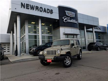 2017 Jeep Wrangler Unlimited Sahara (Stk: S570140A) in Newmarket - Image 1 of 29