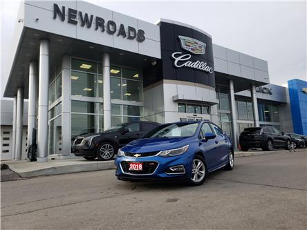2018 Chevrolet Cruze LT Manual (Stk: NR13731) in Newmarket - Image 1 of 28