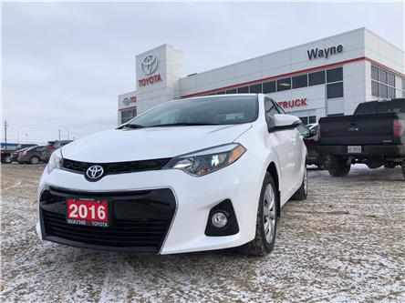 2016 Toyota Corolla S (Stk: 11051) in Thunder Bay - Image 2 of 30